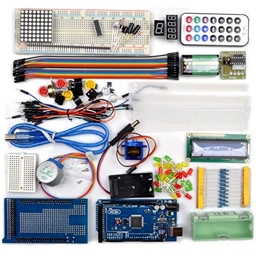 Arduino learner's starter kit