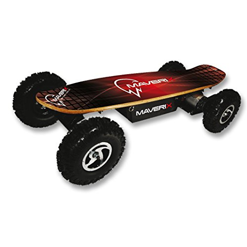 Maverix-USA-Border-X-800W-Skateboard-Red-42-Inch-0