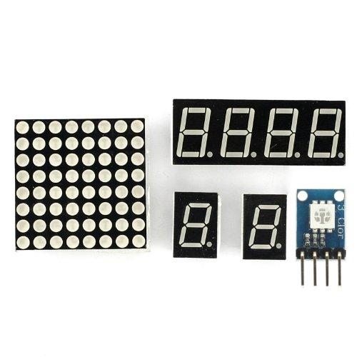 SainSmart Project Starter Kit for Arduino UNO R3 Mega2560