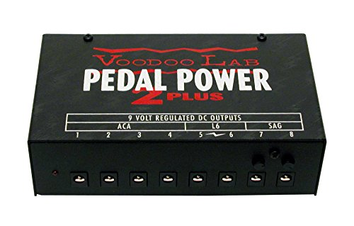 Voodoo-Lab-Pedal-Power-2-Plus-Universal-Power-Supply-New-0