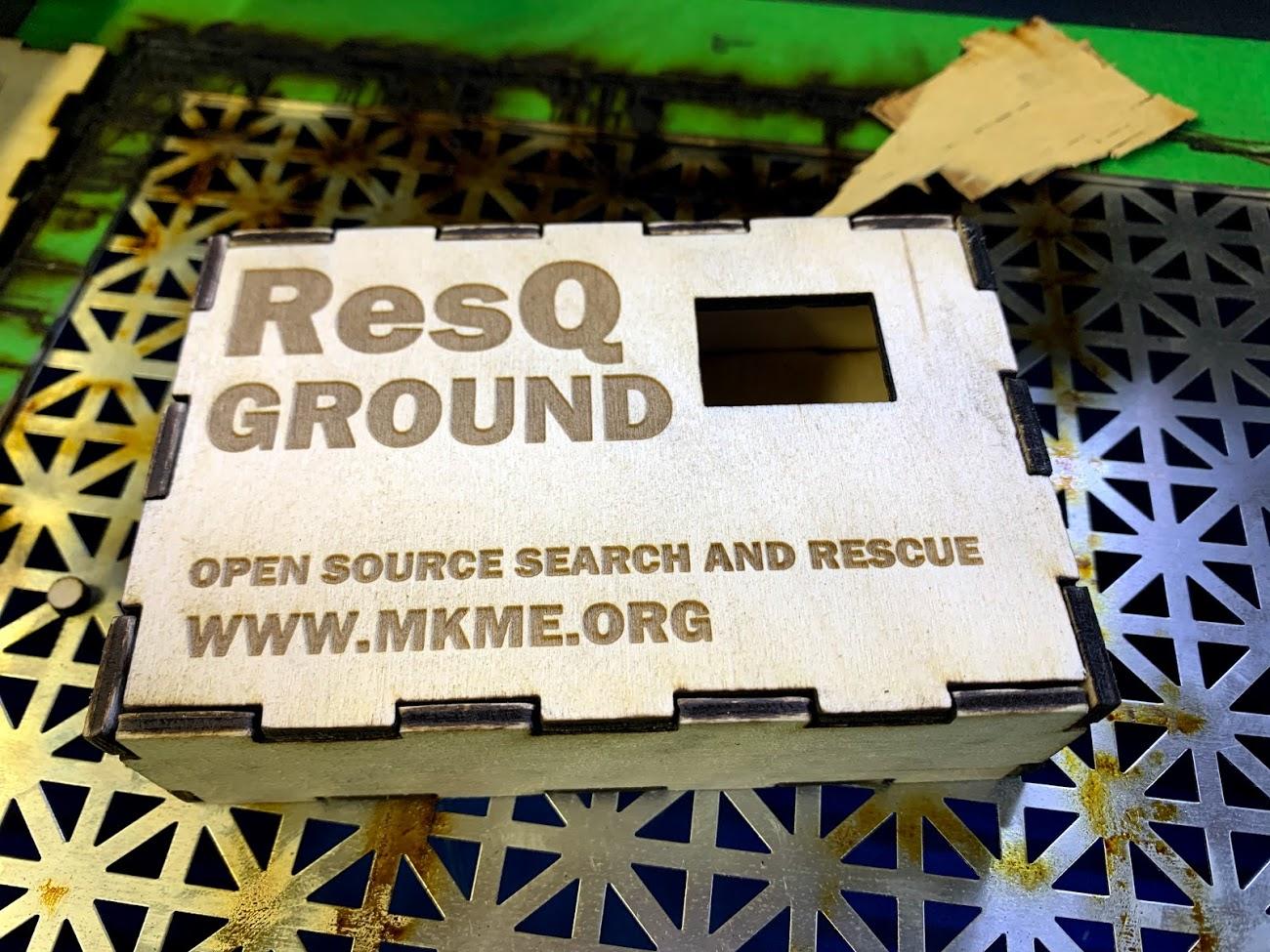 MKME.org laser cutting