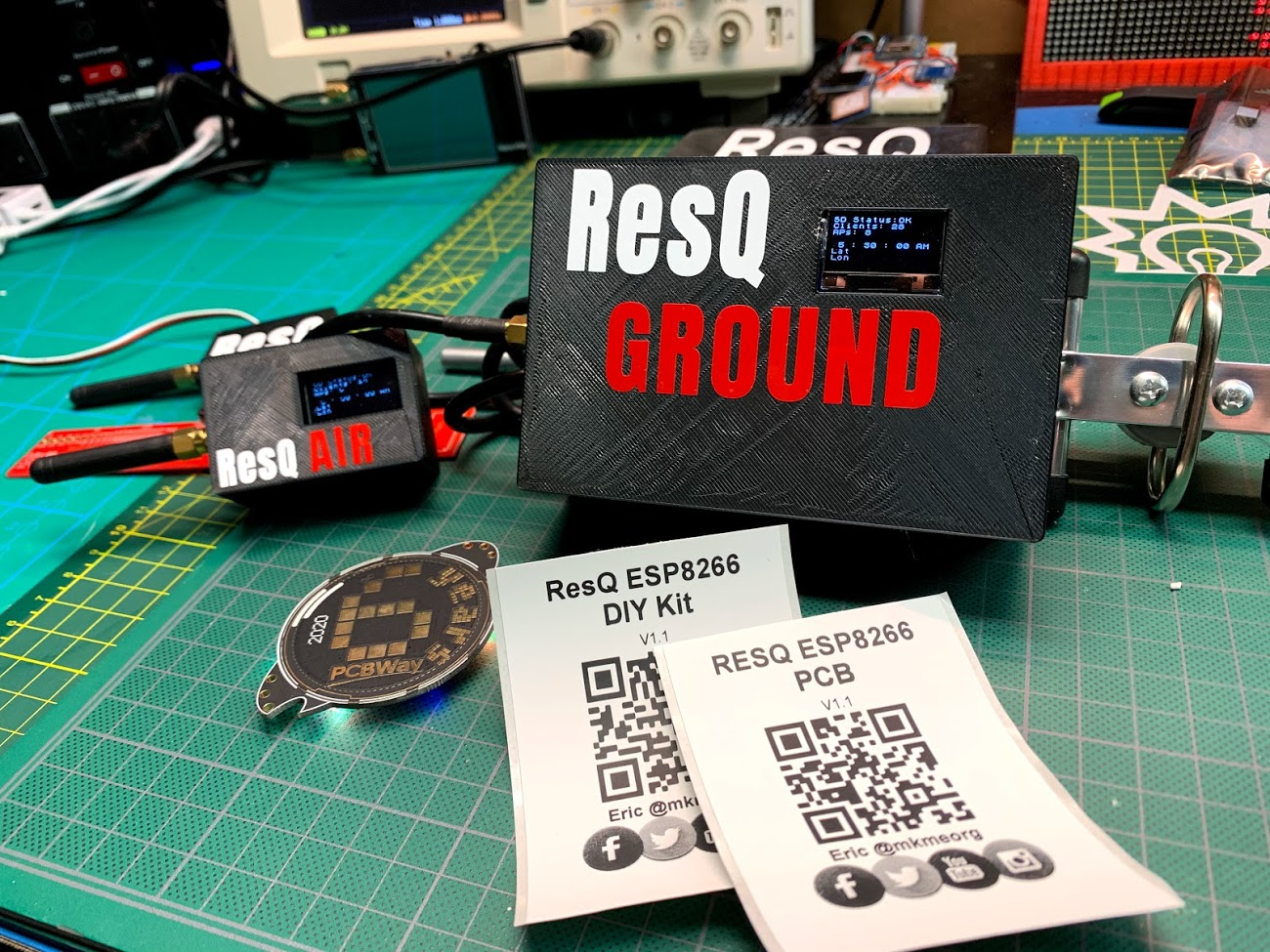 ResQ Search and Rescue Kit from MKME.ORG