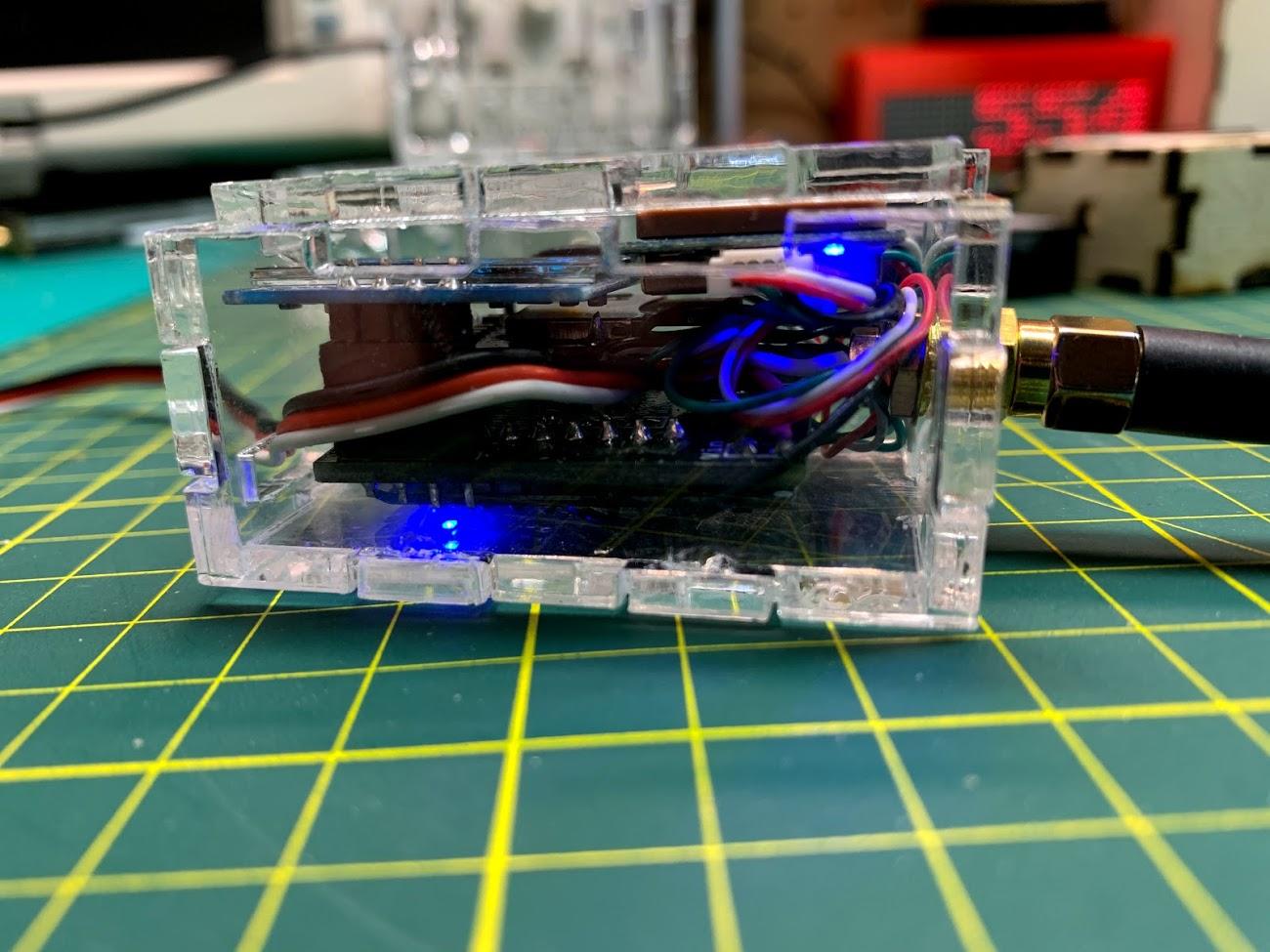 ResQ Acrylic Case mkme.org